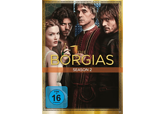 Die Borgias - Sex. Macht. Mord. Amen. - Staffel 2 [DVD]