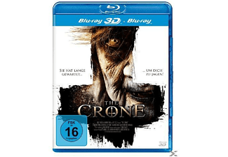 The Crone - (3D Blu-ray)