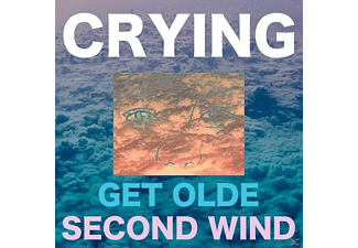 Crying - Get Olde/Second Wind - (Vinyl)