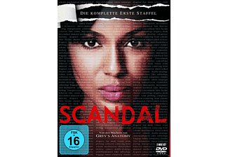 Scandal - Staffel 1 [DVD]