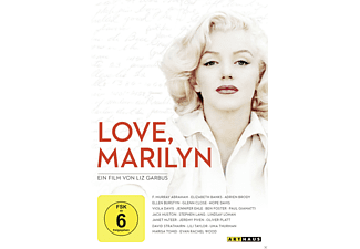 Love, Marilyn - (DVD)
