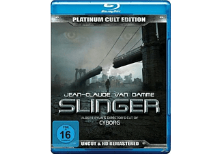 Slinger - Platinum Cult Edition [Blu-ray]