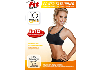 FitForFun-10 Minute Solution- Power Fatburner - (DVD)