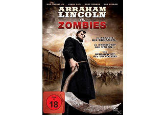 Abraham Lincoln vs. Zombies - (Blu-ray)