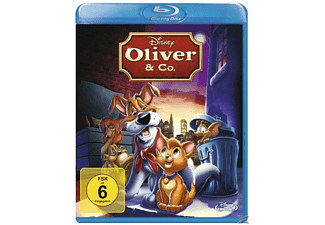Oliver & Co [Blu-ray]