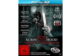 Robin Hood: Ghosts of Sherwood - (3D Blu-ray)
