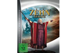 Die Zehn Gebote – Masterworks Collection [Blu-ray]
