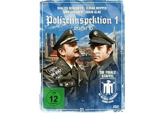 Polizeiinspektion 1 - Staffel 10 - (DVD)