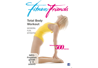 Fitness Friends-Total Body Workout [DVD]