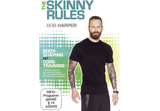 Bob Harper -The Skinny Rules- Bodyshaping - mit Core-Training - (DVD)