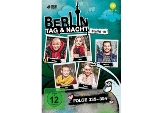 Berlin - Tag & Nacht - Staffel 18 [DVD]