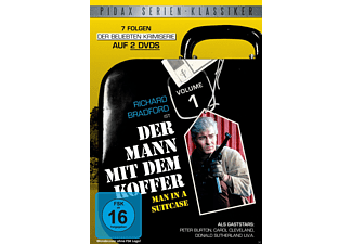 Der Mann mit dem Koffer - Vol. 1 (Man in a Suitcase) [DVD]