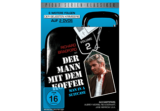 Der Mann mit dem Koffer - Vol. 2 (Man in a Suitcase) - (DVD)