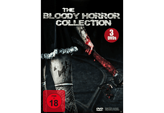 The Bloody Horror-Collection - (DVD)