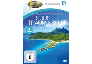 BR-Fernweh: Südsee Trauminseln [DVD]