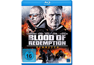 Blood of Redemption – Vendetta [Blu-ray]