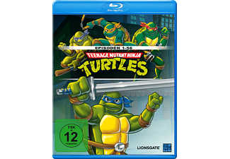 Teenage Mutant Ninja Turtles - Season 1 - (Blu-ray)