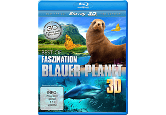Best Of Faszination blauer Planet 3D - (3D Blu-ray)