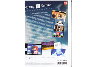 Waiting in the Summer - Box 2 - Episoden 7-12 [DVD]