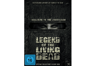 THE LEGEND OFTHE LIVING DEAD - (DVD)
