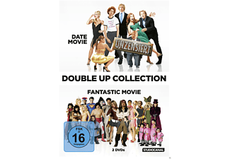 Date Movie , Fantastic Movie - (DVD)