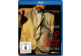 Stop Making Sense (30th Anniversary Edition) - (Blu-ray)