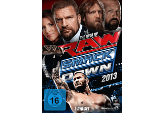 The Best Of Raw & Smackdown 2013 - (DVD)