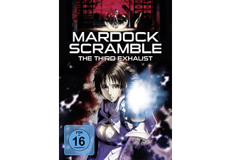 Mardock Scramble - The Third Exhaust [DVD]