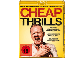 Cheap Thrills - (Blu-ray)