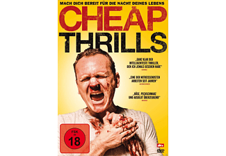 Cheap Thrills [DVD]