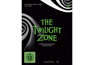 The Twilight Zone - Staffel 2 (6 Blu-rays) - (Blu-ray)
