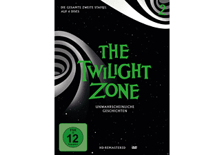 The Twilight Zone - Staffel 2 (6 DVDs) [DVD]
