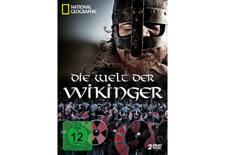 National Geographic: Die Welt der Wikinger (2er-DVD-Box) [DVD]