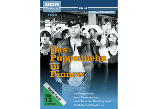 DAS PUPPENHEIM IN PINNOW [DVD]