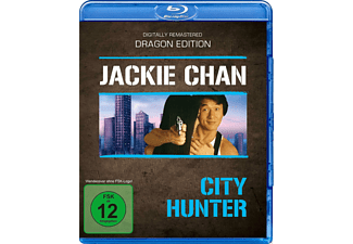 City Hunter (Dragon Edition) - (Blu-ray)