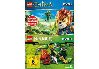 LEGO - Legends of Chima / Lego - Ninjago [DVD]