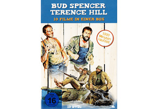 Bud Spencer & Terence Hill Box - (DVD)