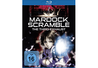 Mardock Scramble - The Third Exhaust - (Blu-ray)