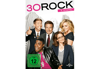 30 Rock - Staffel 6 [DVD]
