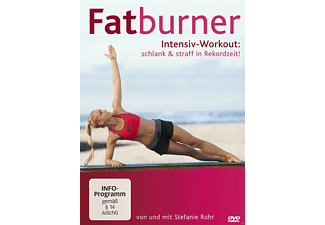 Fatburner Intensiv-Workout - schlank & straff in Rekordzeit! - (DVD)