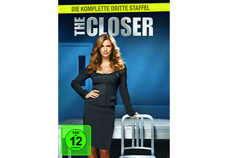 The Closer - Staffel 3 - (DVD)