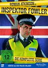Inspektor Fowler: Härter als die Polizei erlaubt (Komplett) TV-Serie/Serien DVD - broschei