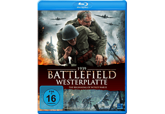 1939 Battlefield Westerplatte - Beginning of WW2 [Blu-ray]