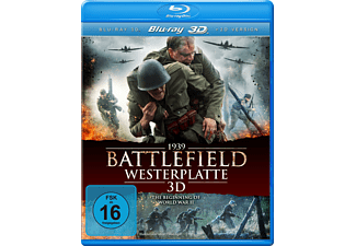 1939 Battlefield Westerplatte 3D - The Beginning of World War 2 - (3D Blu-ray)