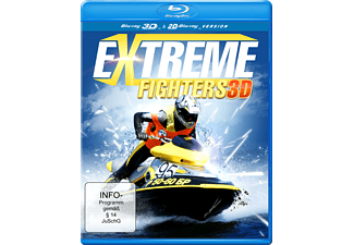 Extreme Fighters 3D - (3D Blu-ray)