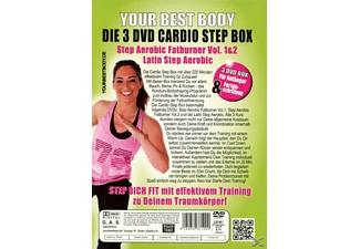 Your Best Body - Cardio Step Box - (DVD)