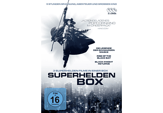 Die Superhelden Box [DVD]