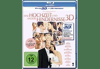 Eine Hochzeit und andere Hindernisse - (3D Blu-ray)