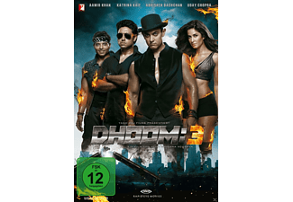 Dhoom 3 - (DVD)