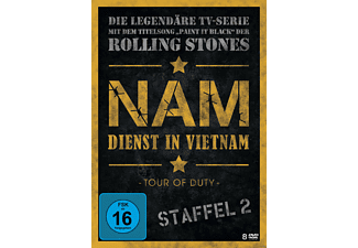 NAM - Dienst in Vietnam - Staffel 2 [DVD]